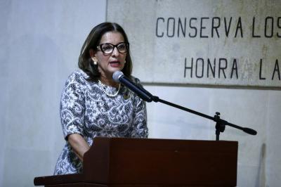 Margarita Cabello renuncia a la terna para elegir fiscal Ad Hoc