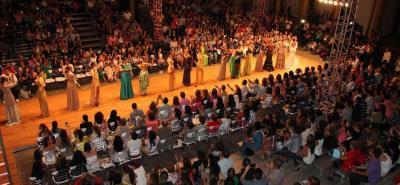 La moda conquistó los corazones en la Feria Bonita