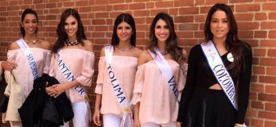Conozca los trajes artesanales de las aspirantes a la corona del Reinado Nacional 2017