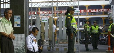 Imágenes del proceso electoral en Bucaramanga y el área metropolitana