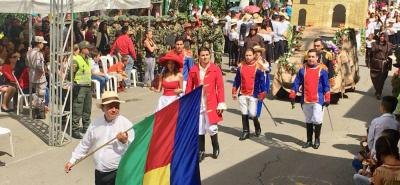 Así celebró Socorro, Santander, sus 208 años de independencia