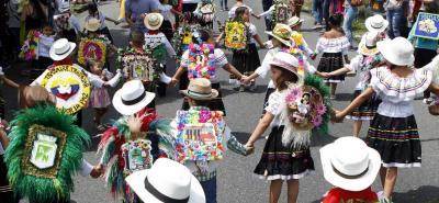 La Feria de las Flores en Medellín será hasta el próximo 12 de agosto.
