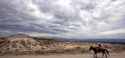 Astrónomos y turistas atraídos por el encanto del cielo del Desierto de La Tatacoa