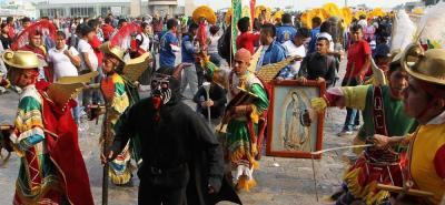 Ciudad de México comienza a recibir millones de devotos guadalupanos