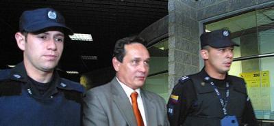 Jairo Merlano fue capturado por el CTI