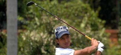 Álvaro José 'Toté' Arizabaleta, golfista caleño