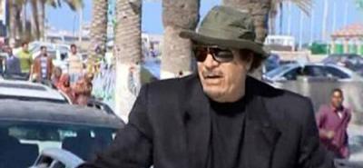 """""""La caída del líder libio Muamar el Gadafi es cuestión de tiempo"""": OTAN"""