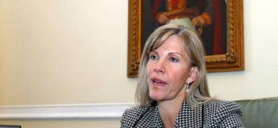 Dilian Francisca Toro, senadora de la República
