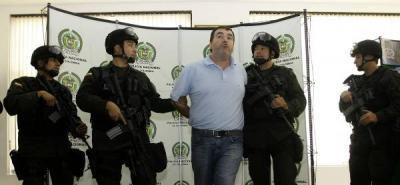 """Los detenidos que estarían relacionados con alias """"Jabón"""" enviaron cerca de 20 toneladas de droga al exterior."""