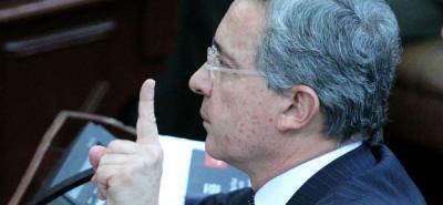 Hoy y mañana Uribe estará de campaña con miembros de la U en Medellín.