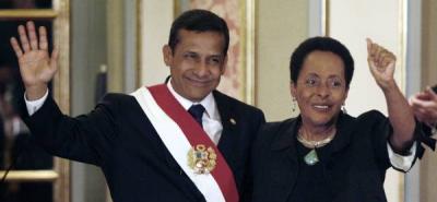 El presidente, reconocido hoy como tal oficialmente por las instituciones armadas