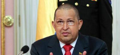 Chávez se prepara para un nuevo ciclo de quimioterapia.