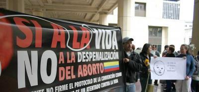 ¿Aprobar o no el aborto? he ahí el dilema