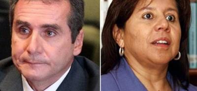 Presentan escrito de acusación en contra de Hurtado y Moreno.