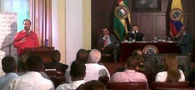 La erosión en Bucaramanga se controlaría a través de nuevo impuesto
