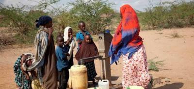 Muchas áreas del este de África permanecen golpeadas por las condiciones de hambruna y sequía que empeoran, según advirtió Naciones Unidas