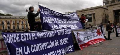 EPS al banquillo por presuentas muertes por carrusel de la salud