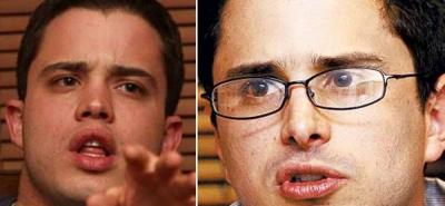Jerónimo y Tomás Uribe serán investigados por vínculos con grupos al margen de la ley.