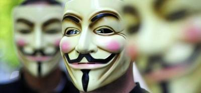 Anonymous manifestó apoyo a los 'amigos' de la UIS.