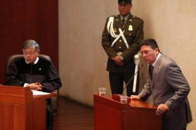 El exparamilitar aseguró que habalará de la relación entre empresarios y grupos paramilitares en el país.