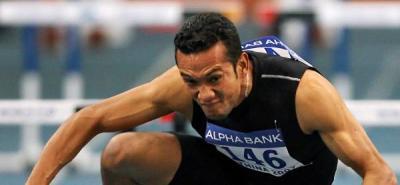 El atleta Paulo Villar ratificó su marca a Juegos Olímpicos
