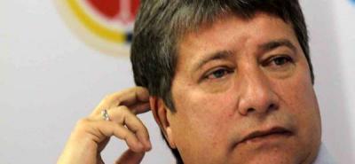El dirigente declaró que este incidente llevó al entrenador a renunciar a la veeduría técnica que adelantaba con la Fifa para el Mundial sub-20, Colombia 2011.