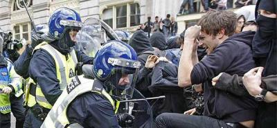 """Cameron afirmó que """"no permitirá que exista un clima de miedo en nuestras ciudades""""."""