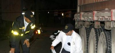 Joven motociclista murió en accidente de tránsito en Bucaramanga