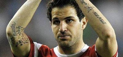Se aplaza la firma del acuerdo entre el Arsenal y el Barça por Cesc