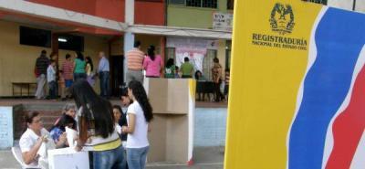 Santander tiene 1096 candidatos en total que competirán el 30 de octubre.