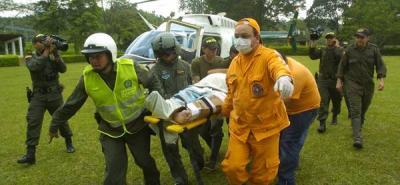 Cinco muertos y 29 heridos en accidente de tránsito en la vía a la Costa.