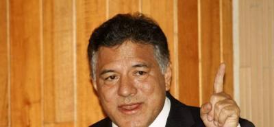 Confirmada la destitución del alcalde Fernando Vargas
