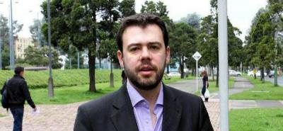 Carlos Fernando Galán, nuevo director de Cambio Radical
