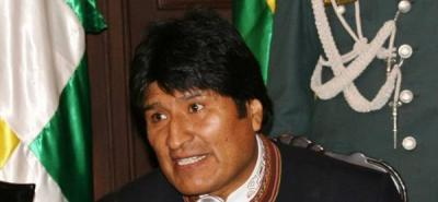 Evo Morales pide dialogar con los indígenas en la Paz