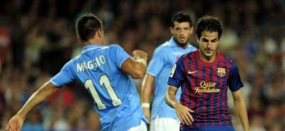 5-0. El Barça se divierte entre las dos Supercopas