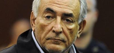 Retiran cargos contra el exdirector del Fondo Monetario Internacional