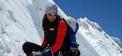 Kaltenbrunner corona el K2 como primera mujer en alcanzar los 14 sin oxígeno