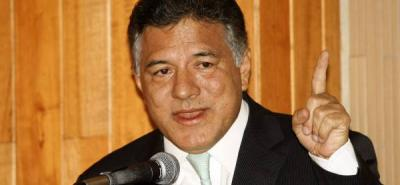 Fernando Vargas Mendoza entregó su cargo como Alcalde.