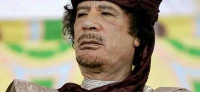 Gadafi llama a los libios a luchar contra rebeldes en Trípoli