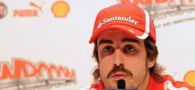 """Alonso: """"Entre mis retos también está conseguir la victoria en Spa"""""""