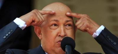 """""""Más tarde informaré sobre el tercer ciclo porque sé que el país está pendiente"""" Hugo Chávez"""