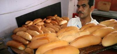 Consumo de pan es muy bajo en el país