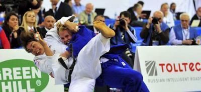Brasil se despide del Mundial de judo con una plata y Cuba con un bronce