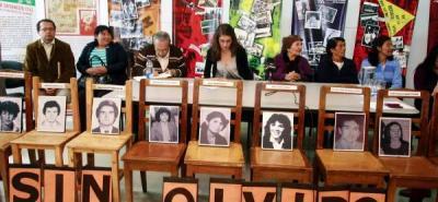 En Colombia hay más de 60 mil desaparecidos