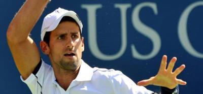 Djokovic necesitó 44 minutos para pasar a segunda ronda