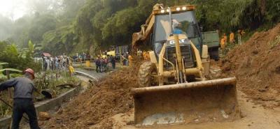 Paso restringido a un carril en la vía Bucaramanga-Cúcuta