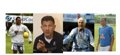 Cuatro candidatos para técnicos de la Selección Colombia
