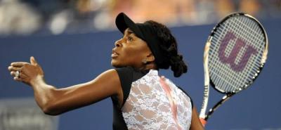 Venus Williams se retiró por enfermedad del US Open
