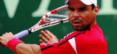 Alejandro Falla perdió ante Tommy Haas en el US Open