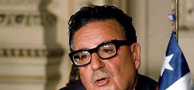 Suspenden funeral de expresidente Allende por accidente de avión en Chile